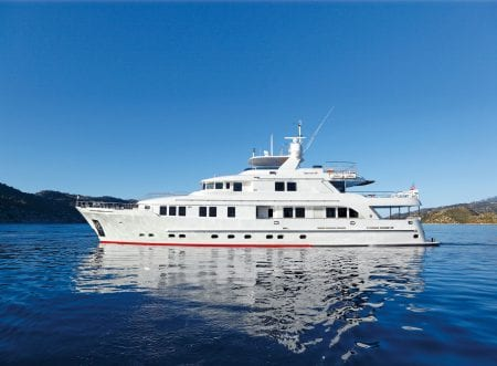metsuyan iv superyacht motor yacht charter hire experience ocean alliance mediterranean sea east west private cruise