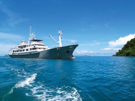 salila superyacht charter luxury event hire ocean alliance Indonesia, Komodo Islands, Raja Ampat and Forgotten Islands private cruise