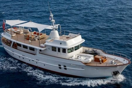 SULTANA motor yacht charter
