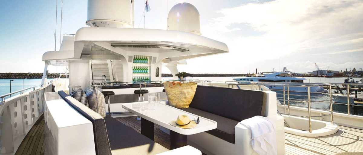 ANDA superyacht charter adventure Australia