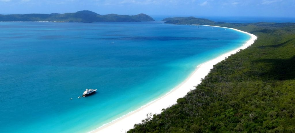 ocean alliance whitsundays yacht charter australia superyacht rental