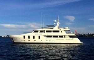 SILENTWORLD superyacht charter Australia South pacific