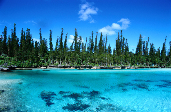 New caledonia yacht hire