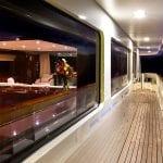 Superyacht SILENTWORLD 40m yacht charter Ocean Alliance Australia