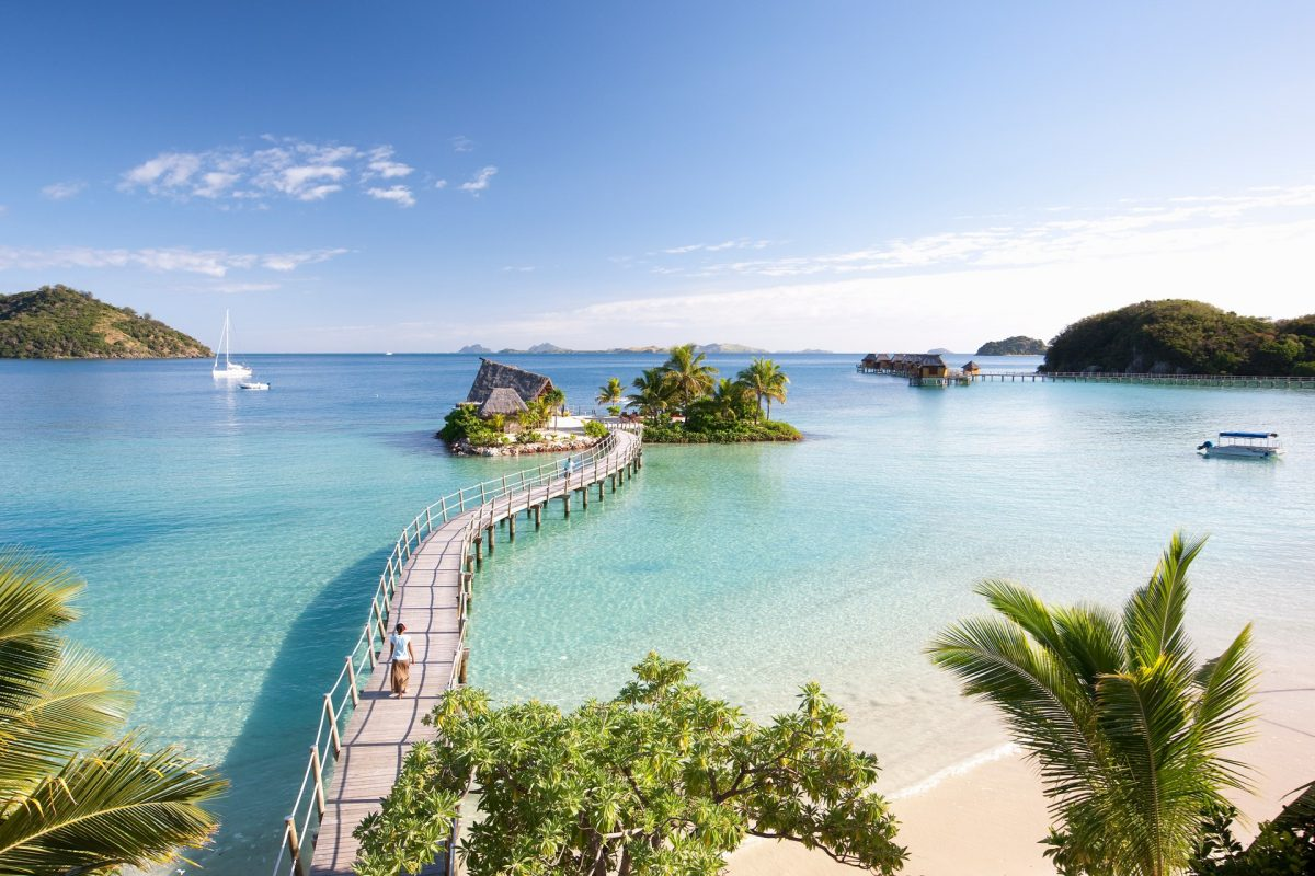 Fiji 7 days itinerary blue lagoon superyacht charter
