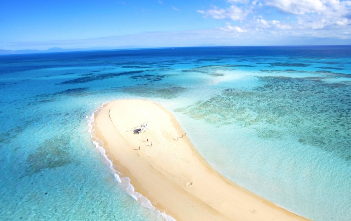 Fiji 7 day itineray super yacht charter