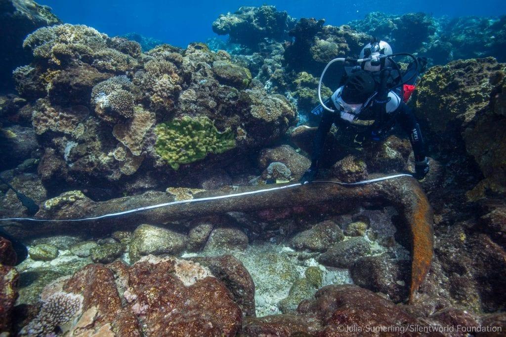 SILENTWORLD captain log Michael Gooding superyacht SILENTWORLD ocean alliance australia Julia Sumerling