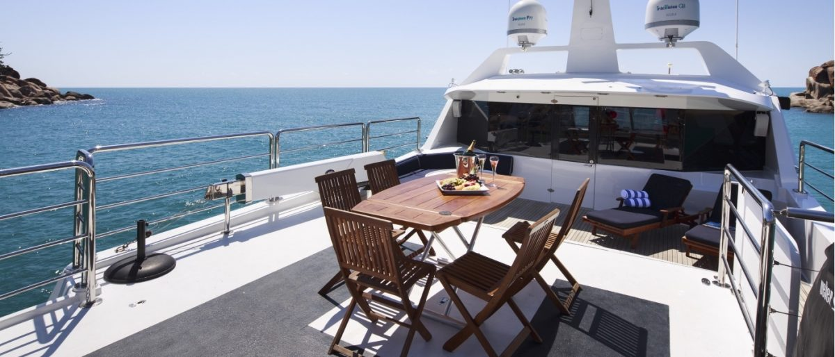Flying Fish Superyacht Australia Queensland Whitsundays