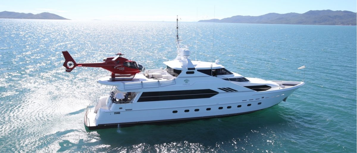 Flying Fish Superyacht Australia Queensland Whitsundays