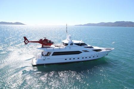 flying fish Superyacht Australia Queensland Whitsundays Kimberly Coast cruise yacht ocean alliance hire experience specialist