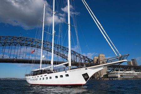 southern cloud superyacht yacht charter hire ocean alliance