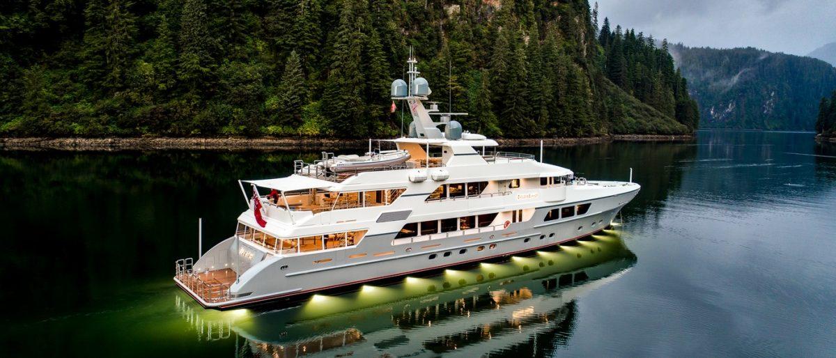 ENDLESS SUMMER, superyacht,charter, yachtcharter, Fiji, New Zealand, travel, luxury, yachtprofile