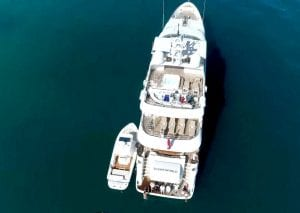 SILENTWORLD superyacht charter australia ocean alliance