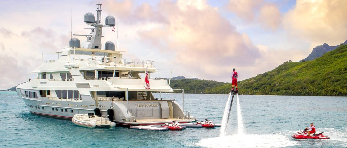 yacht charter endless summer superyacht holiday inspiration family time