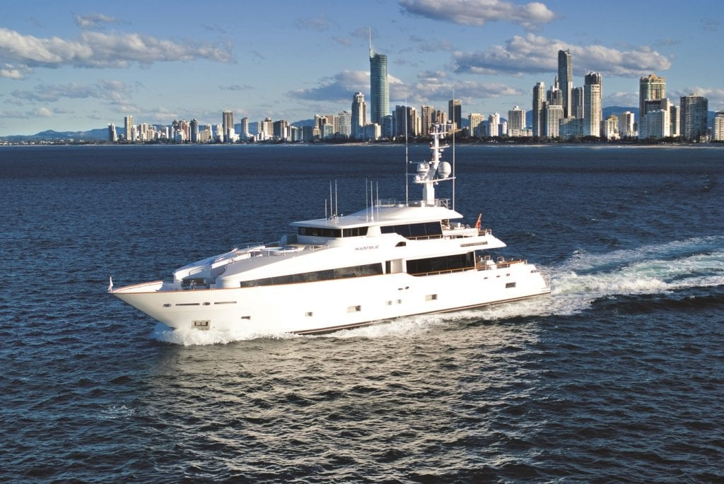 Superyacht Charter Commonwealth Games