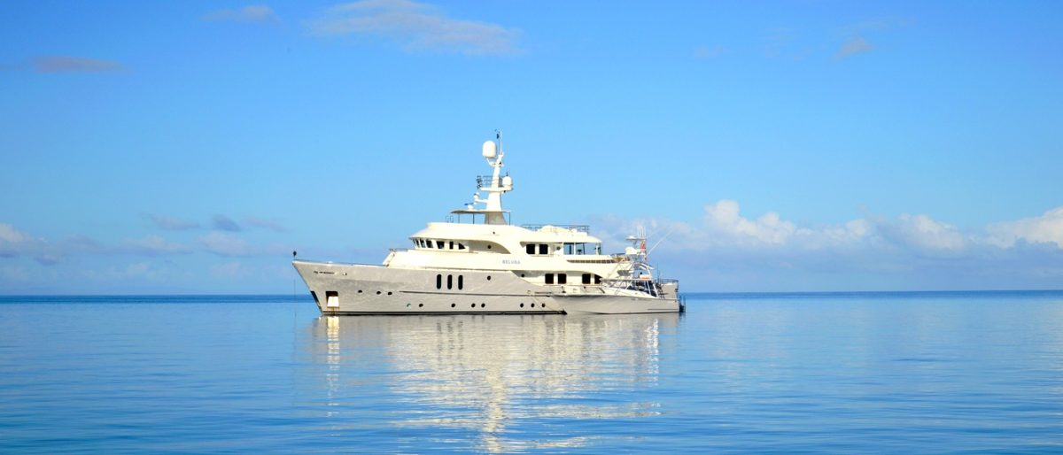 BELUGA yacht charter great barrier reef australia superyacht charters