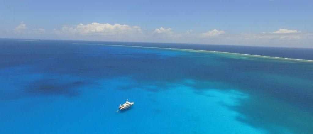 BELUGA yacht charter great barrier reef australia superyacht charters