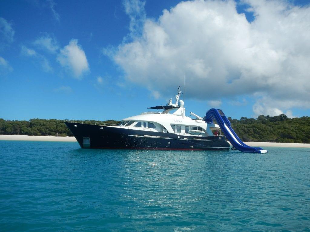 Australian Superyacht Rendezvous Yacht Charter Superyacht Australia