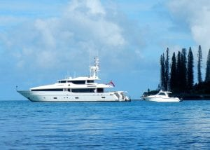 Superyacht charter Australian Superyacht Rendezvous New Caledonia