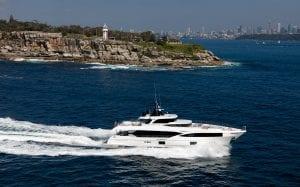 Superyacht Charter Sydney Harbour Australian Superyacht Rendezvous