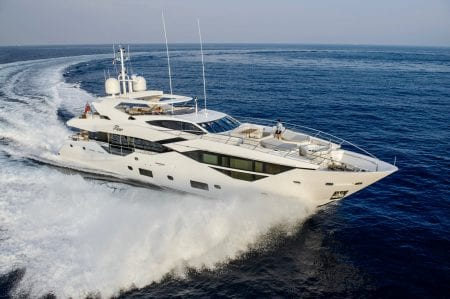 Superyacht FLEUR Ocean Alliance Superyacht Charter