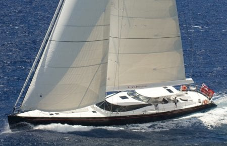 bliss sailing yacht superyacht charter luxury event yacht hire ocean alliance france corsica monaco