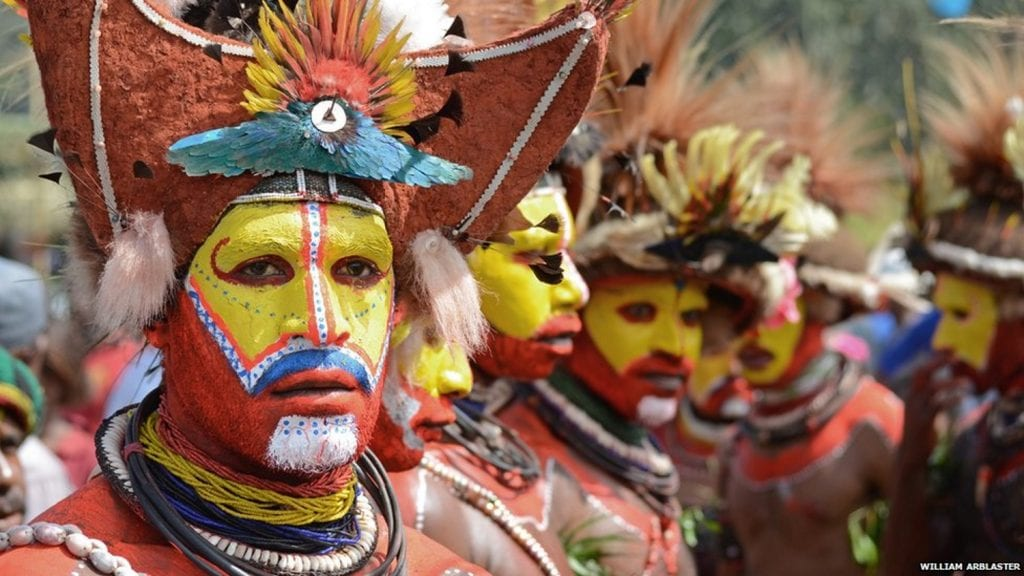 Image courtesy of the PNG Tourism