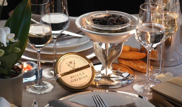 Food onboard a superyacht