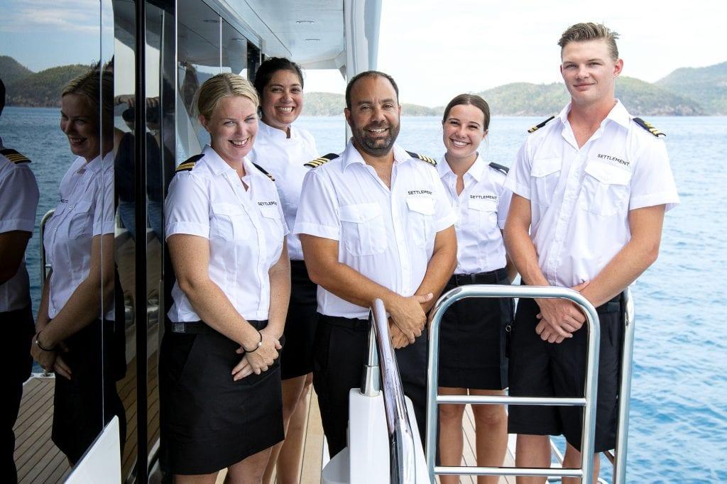 Superyacht Crew Australia