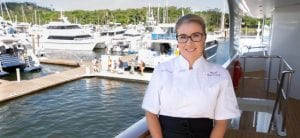 Superyachts Super Chef F Magazine