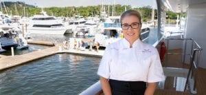 Superyachts Super Chef F Magazine