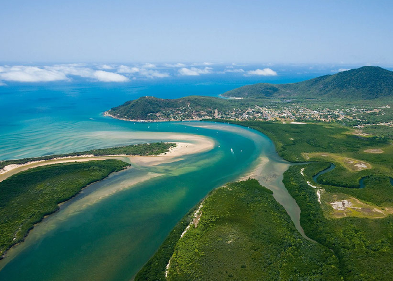 Port Douglas & Lizard Island
