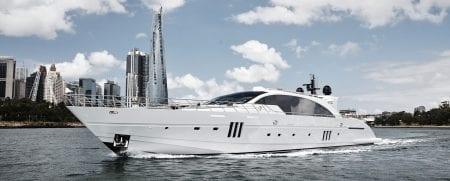 ONE O ONE tecnomar sydney charter superyacht