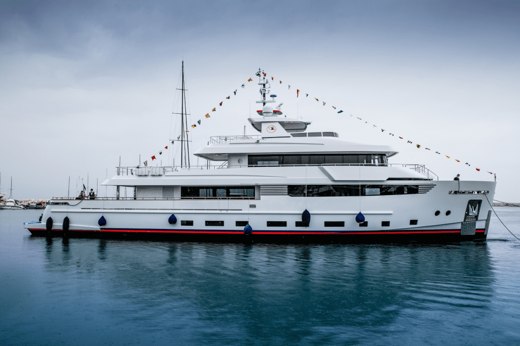 CROWBRIDGE explorer yacht 2020 superyacht